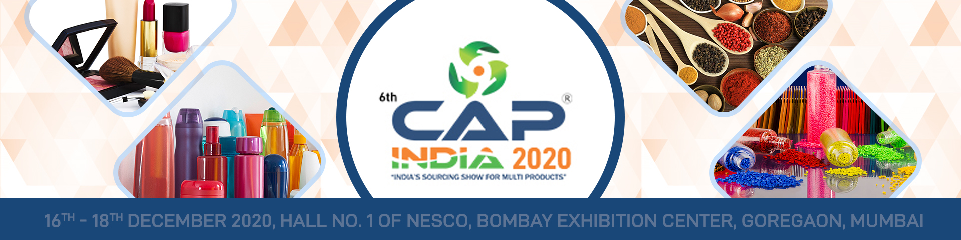 6th Capindia Exhibition 2020