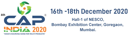 5th CAPINDIA, India's Largest Buyer Seller Meet